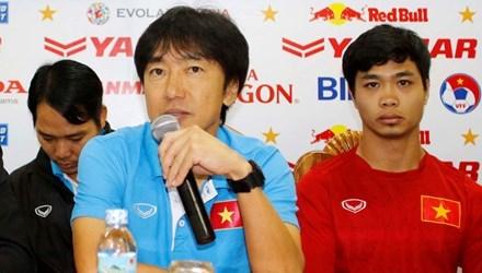 HLV Miura, U23 Việt nam, Công Phượng, U23 châu Á