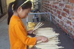 Cách phát hiện đũa ăn một lần có hóa chất tẩy tóc, tẩy giấy