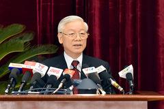 Tổng bí thư đề nghị TƯ xem xét nhân sự 4 chức danh chủ chốt