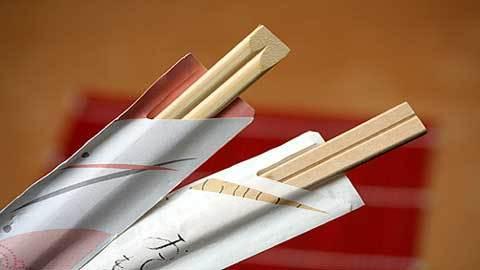 đũa dùng một lần, hóa chất, tẩy trắng, Đài Loan
