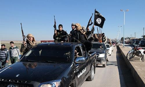 Hé lộ hệ thống nhập cư 'cực tinh vi' của IS