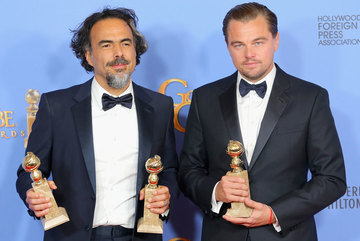 Phim của Leonardo DiCaprio thắng lớn tại Quả Cầu Vàng 2016