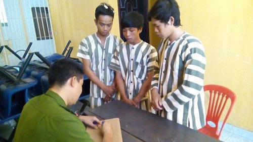 cướp, công an, quận 9, Sài Gòn