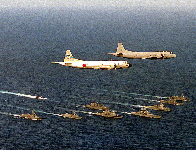 Uy lực sát thủ tàu ngầm Nhật sắp tới Cam Ranh