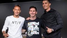 Ronaldo chấp nhận thua Neymar, thèm chân trái Messi
