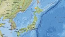 Động đất mạnh làm rung chuyển Nhật Bản và Philippines