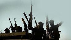 Kinh hoàng cảnh IS thiêu sống các chiến binh thất thủ