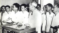 Chuyến thăm Bưu điện Bờ Hồ của Chủ tịch Hồ Chí Minh