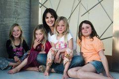 Tác dụng kinh ngạc của việc phụ nữ đẻ nhiều con