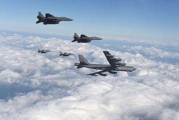 Quân Mỹ tại Hàn Quốc được báo động cao nhất