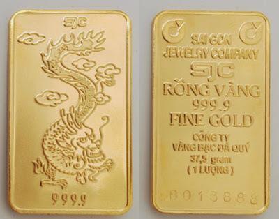 Vàng miếng SJC: Dân bán, doanh nghiệp từ chối mua