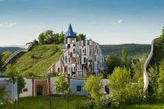 Những ngôi nhà sinh thái đẹp nhất thế giới