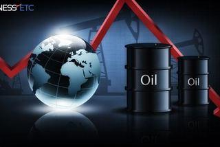 Giá dầu lần đầu tiên xuống dưới 30 USD