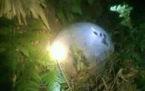 Vật thể lạ hình cầu lại rơi ở Tuyên Quang