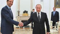 Nga có thể cho Tổng thống Syria tị nạn