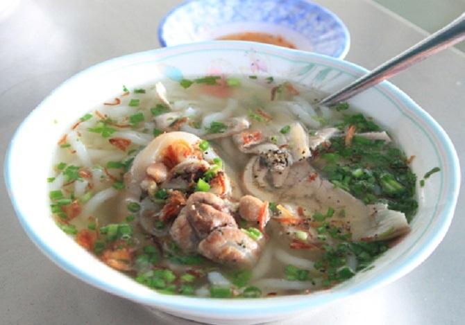 Món ngon làm nên thương hiệu du lịch biển Vũng Tàu