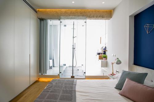 Ngây ngất với căn hộ chung cư đẹp mê mải đến từng chi tiết