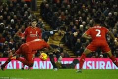 Highlights: Liverpool 3-3 Arsenal