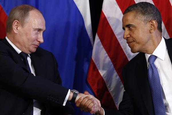 Nhân tố khó lường phá thế cờ Putin - Obama