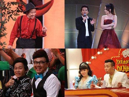 Gameshow hài nở rộ khiến Hoài Linh 'đuối sức'