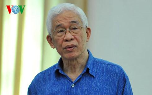 'Một cán bộ biến chất vào TƯ có thể đảo lộn đất nước'
