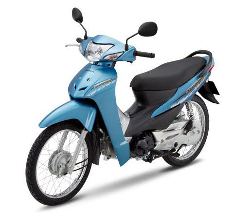 xe máy, Honda Super Dream 110, Honda Wave Alpha