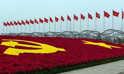 Đại hội Đảng toàn quốc, Nguyễn Đình Hương, thông tin xấu độc, nhân sự , lãnh đạo, đảng viên