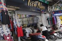Thu hồi lợi nhuận cho thuê trái phép nhà 17 phố Hàng Ngang