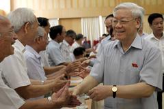 Nhiệm kỳ khóa 11 của Tổng bí thư Nguyễn Phú Trọng