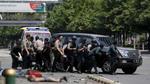 Nổ bom, đọ súng rung chuyển thủ đô Indonesia