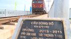 Đường sắt Bắc-Nam đảm bảo tốc độ tàu 120 km/h