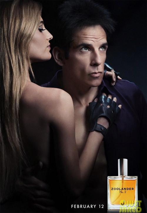 Phim hài tung bộ poster mẫu khỏa thân siêu hot