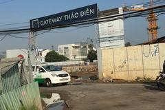 Lộ nhiều sai phạm trong thi công dự án Gateway Thảo Điền