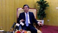 Bộ trưởng Bùi Quang Vinh thấy vui vì được 'yêu'