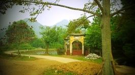 Mãn nhãn làng cổ trăm tuổi nức tiếng xứ Thanh