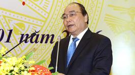 PTT Nguyễn Xuân Phúc: Cán bộ VPCP đặt lợi ích quốc gia trên hết