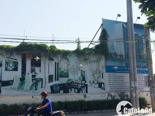 """Cận cảnh dự án bán nhà """"trên giấy"""" của Vạn Hưng Phát"""