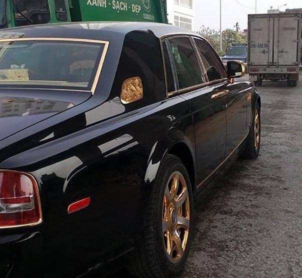 20160115152138 phantom5 Bộ đôi Rolls Royce Phantom xuất hiện tại Quảng Ninh và Hà Nội