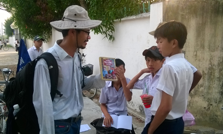 Nguyễn Quang Thạch, nông thôn, sách