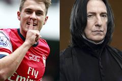 """Vừa ghi bàn, Ramsey lại đóng vai """"thần chết"""""""