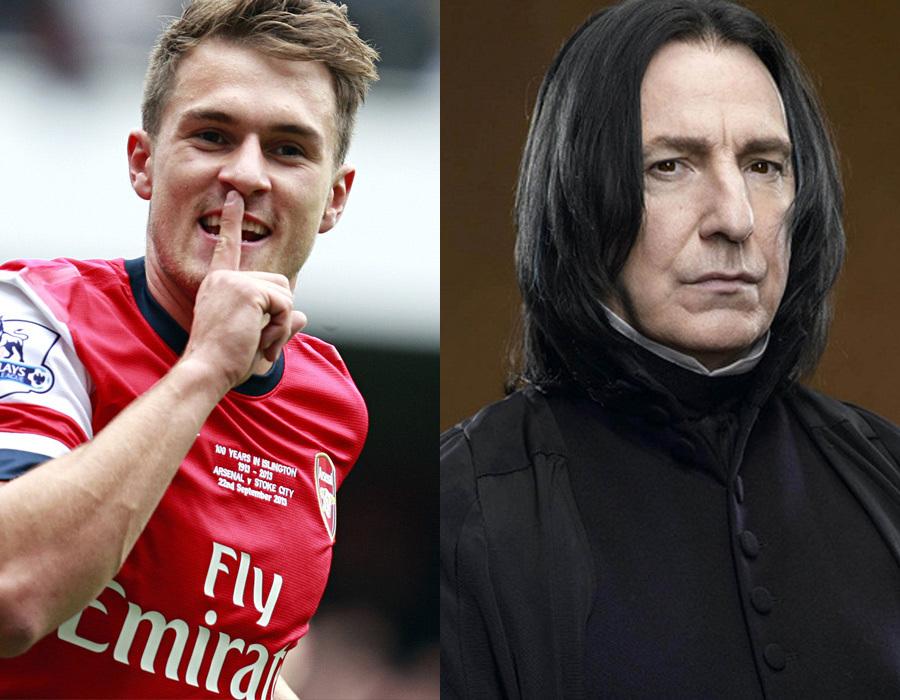 Ramsey, Aresnal, thần chết, ghi bàn, trùng hợp, premier league, ngoại hạng anh, hlv wenger