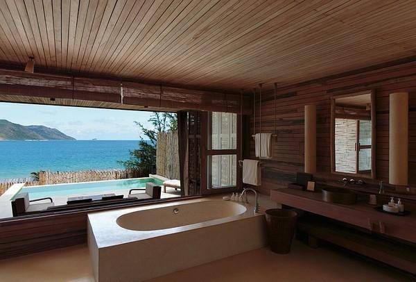 20160115162922 image017 Chia sẻ 20 phòng tắm có view nhìn ra biển đẹp mê mẩn