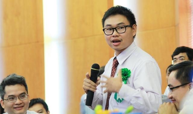 tiến sĩ 8X, Mắt thần, người mù, dự án, triệu đô, Thủ tướng, Nguyễn Bá Hải, đặt hàng, nhà khoa học trẻ