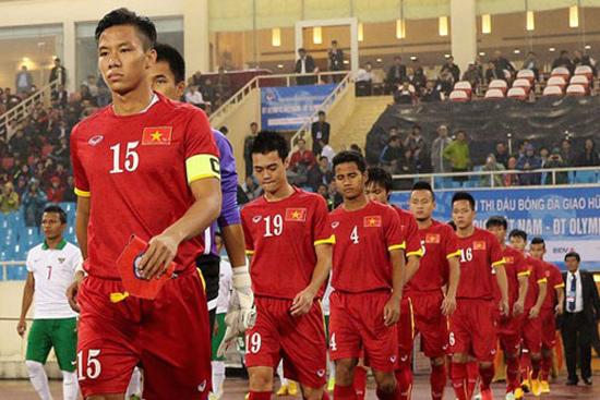 U23 Việt Nam: Chuyện từ chiếc băng đội trưởng