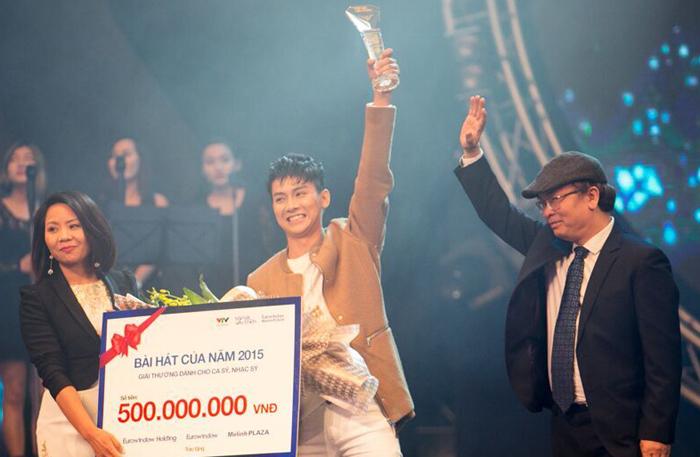 Hoài Lâm ẵm nửa tỉ đồng
