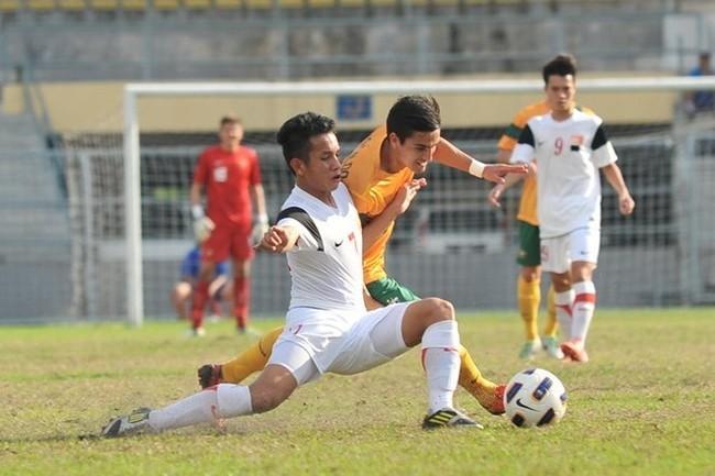 U23 Việt Nam, U23 Australia, không buông xuôi, không còn đường lùi, vòng chung kết U23 châu Á, Công Phượng, HLV Miura