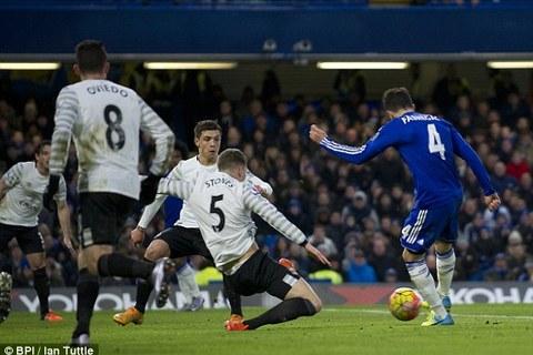 Highlights: Chelsea 3-3 Everton