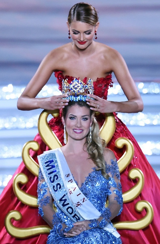 Hoa hậu, Hoa hậu Thế giới, Mireia Lalaguna
