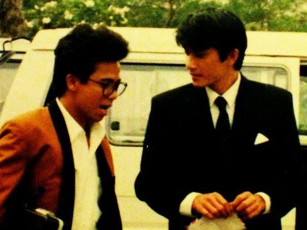 Ảnh hiếm có của Việt Trinh và 'người tình' hơn 20 năm trước