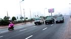 Thông xe đường Nhật Tân - Cầu Giấy gần 1.000 tỷ đồng/km